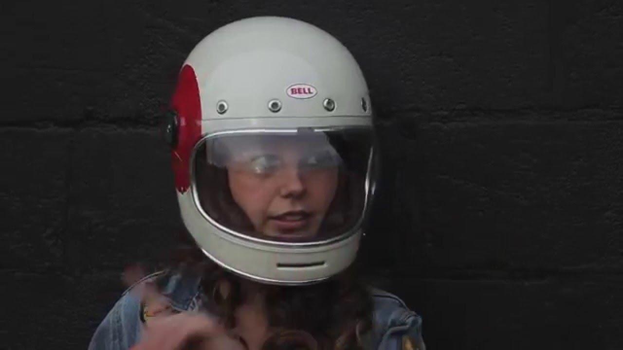 Bell Bullitt Retro Style Helmet Youtube