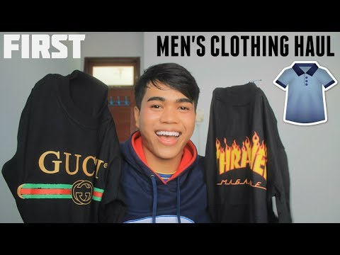 My First Clothing Haul !