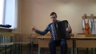 Виктор Гридин. Вариации на тему украинской народной песни