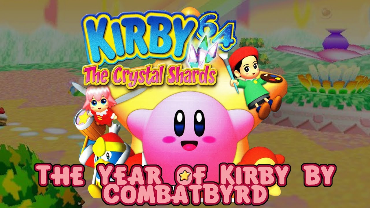 ☺Year of Kirby: Kirby 64 - The Crystal Shards☻