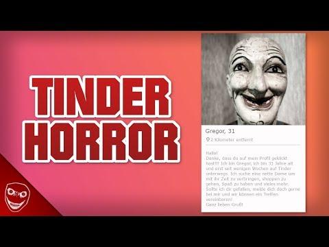 Sei vorsichtig, wen du auf Tinder anschreibst! Tinder Horror!