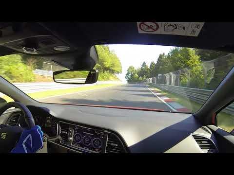 SEAT Leon Cupra ST 300 4drive - Nurburgring - 19.08.2018