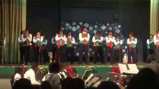 Can You Stand the Rain - Inglewood High School - Boy Choir