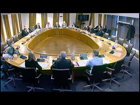 Local Government and Regeneration Committee - Scottish Parliament: 7th January 2015