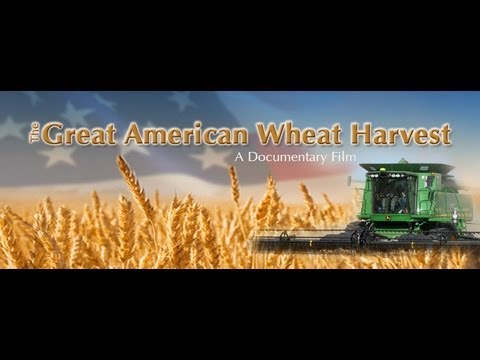 The Great American Wheat Harvest Promo