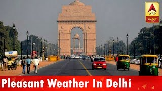 Skymet Report: Delhi Rains Make Weather Pleasant   ABP News