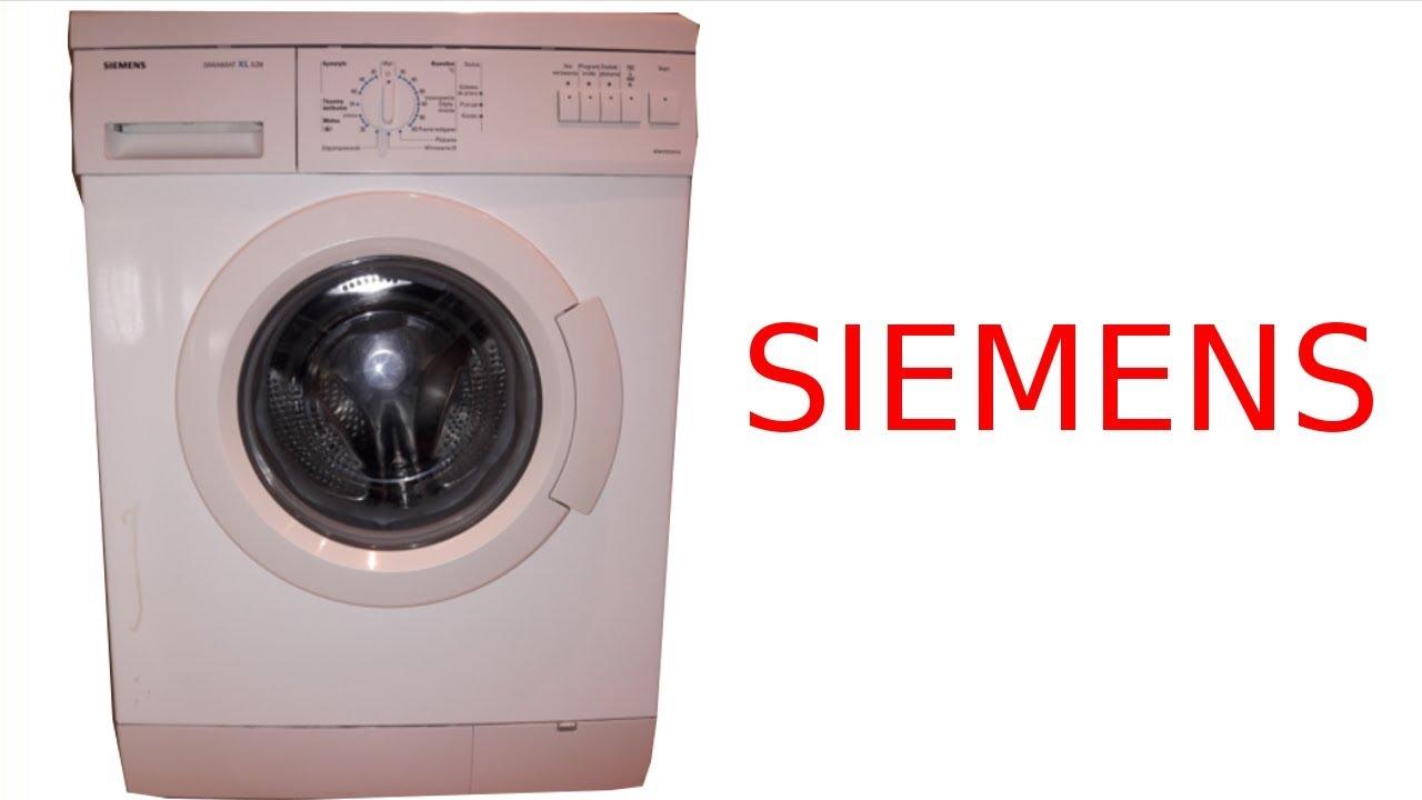 Siemens siwamat xl 528 инструкция, форум.