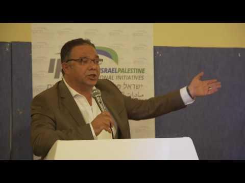 """""""Saving Gaza"""" - Dr. Shaddad Attili"""