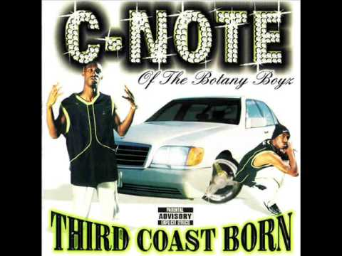 C-Note of The Botany boyz - Diamonds All In Your Face ,Deep Threat & Lil Flip
