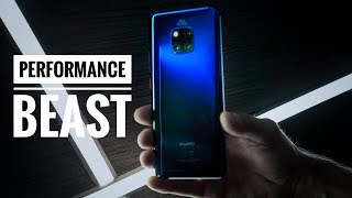 Huawei Mate 20 Pro Review - The BEST Smartphone 2018!