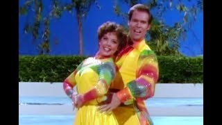 Bobby and Elaine - Dancing - Charade