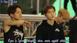 EXO - Walk On Memories (Hun Sub)