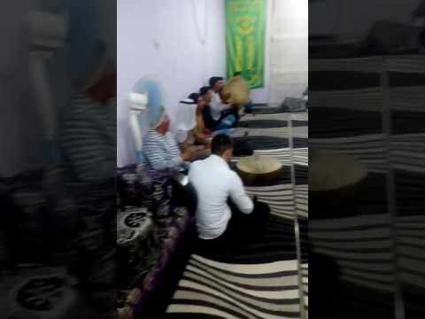 ضرب حربه سيد خليل التويك في تكية السيد طه البعاج في تركيا thumbnail