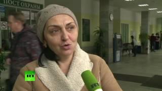 Мать пострадавшего при взрыве в метро Петербурга: «У меня больше нет слёз»