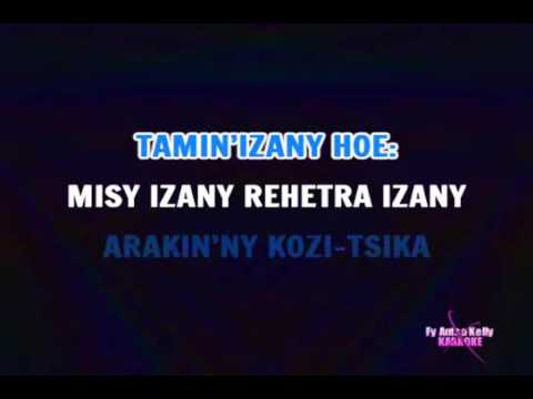 Karaoke Doubl'e'NN feat Kasya-Fianana farany