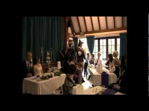 Wedding Singing Telegram UK