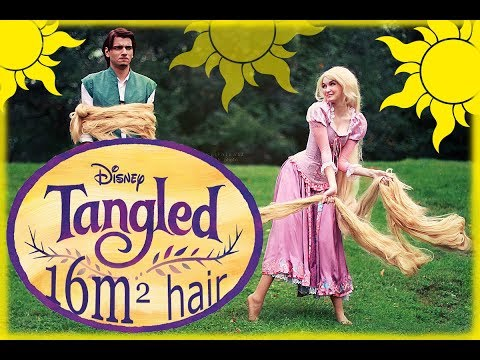 Tangled - When Will My Life Begin - Mandy Moore clip