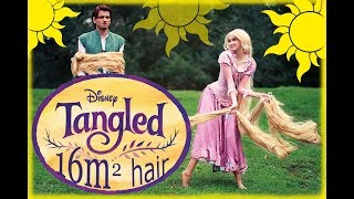 Tangled - Life has begun! (very long wig)