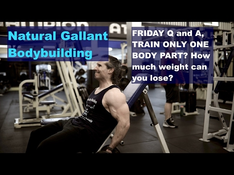 Grow From TRAINING JUST ONE BODY PART? FRIDAY Q AND A