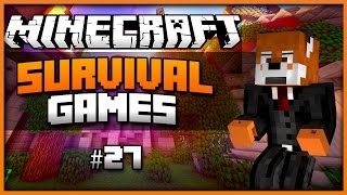 ITS ALL OVER!!! - Minecraft Hunger Games #27