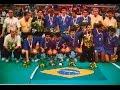 Brazil v. USA - Futsal World Cup FINAL 1992 - HIGHLIGHTS