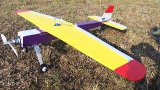 КАК СДЕЛАТЬ САМОЛЕТ НА РАДИОУПРАВЛЕНИИ №1(В этом видео я покажу как сделать самолет на радиоуправлении. Но не покажу как он летает. Для этого нам нужно..., 2016-08-21T19:58:19.000Z)