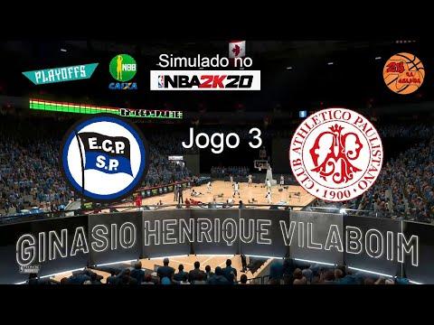 pinheiros-x-paulistano---jogo-3-oitavas-de-finais---simulação-dos-playoffs-do-nbb-no-nba2k20!