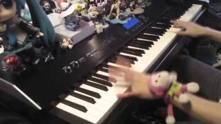 アニソン72曲をメドレーにして弾いてみた 【ピアノ】