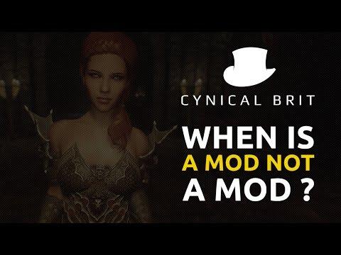 When is a mod not a mod?
