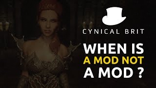 When is a mod not a mod?