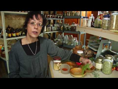 Alternative Medicine Herbal Remedies : Cold & Flu Home Remed