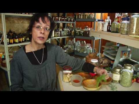 Alternative Medicine Herbal Remedies : Cold & Flu Home Remedies
