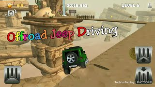 Offroad Truck Driving | Mountain Climb 4×4: Monster Truck & Jeep
