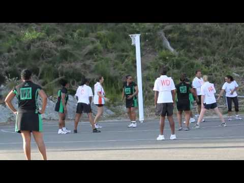 #3 Netball Bermuda October 22 2011