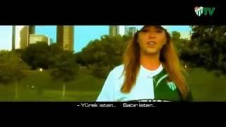 Bursaspor'un  Amerika'da Çekilen Reklam Filmi Part 1