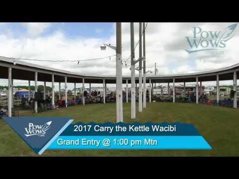 2017 Carry the Kettle Pow Wow Find a Pow Wow near