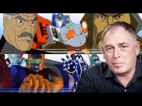 VOICES of LEGEND Garry Chalk