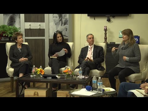 Lung Cancer Living Room™ - Integrative Cancer Care with Donald I. Abrams, MD - 01/21/20 - Full 2-Hr