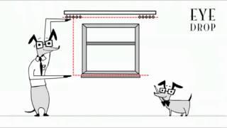 Делаем замеры: шторы для профильного карниза(Шторы в ассортименте в магазине Дом со кусом. Предлагаем на любой вкус и цвет. Необходимые замеры для штор..., 2015-02-04T07:27:57.000Z)