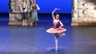 Daniela Severian - Kitri  variation - Don Quixote III Act