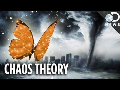 ผีเสื้อขยับปีก เกิดพายุได้ยังไง?