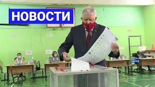 Новостной выпуск в 12:00 от 19.09.21 года. Информационная программа «Якутия 24»