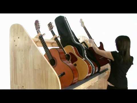 Wenger Guitar Rack
