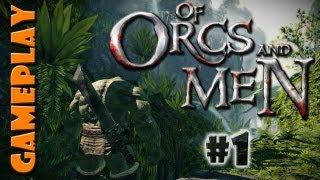 OF ORCS AND MEN - Mais um RPG Épico