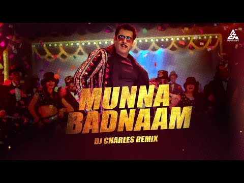 Munna Badnaam Hua Remix DJ Charles Full Video | Dabangg 3 Salman Khan New Movie Songs