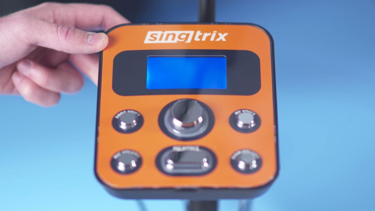 Singtrix Karaokesystem   Clas Ohlson