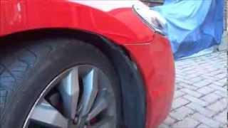 (Easy Way) How To Change Headlight Bulb 06-10 Honda Civic (8th Gen)