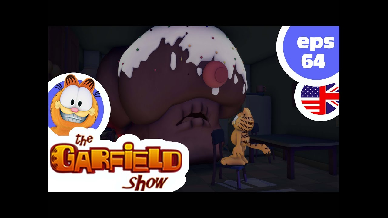The Garfield Show Ep64 The Big Sneeze Youtube