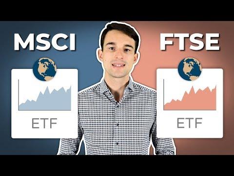 Weltportfolio Index-Vergleich: MSCI vs. FTSE | Welt-Indizes & deren Unterschiede!