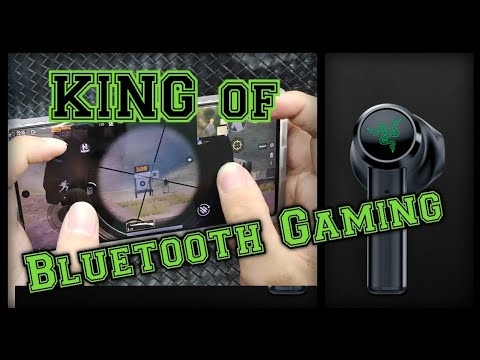 Best PUBG mobile gaming Bluetooth Earbud FULL review. Razer Hammerhead TWS [NAKED Reviews]